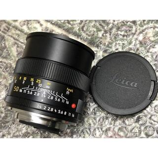 ライカ(LEICA)のLeica SUMMILUX R 50mm F1.4 ライカ ズミルックス(レンズ(単焦点))