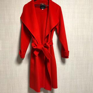 【新品】赤 コート 春 トレンチコート 羽織り ジャケット アウター ピンク