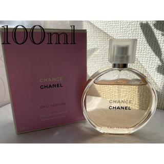 CHANEL - CHANEL 香水 チャンス オータンドゥルオードゥ トワレット
