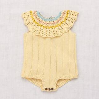 Caramel baby&child  - misha & puff vivan romper ロンパース ミーシャ