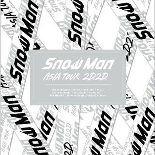 Johnny's - 初回盤Blu-ray Snow Man ASIA TOUR 2D.2D.