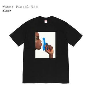Supreme - supreme 21ss Water Pistol Tee ピストル tシャツ