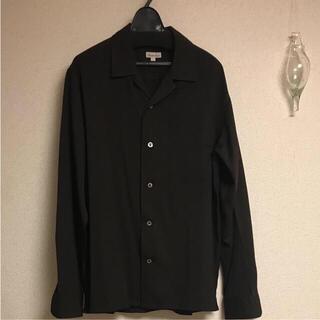 スティーブンアラン(steven alan)のsteven alan オープンカラーシャツ 開襟シャツ シャツ ブラウン(シャツ)