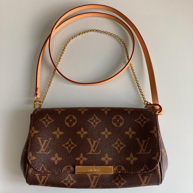 LOUIS VUITTON(ルイヴィトン)のルイヴィトンフェイボリットPM レディースのバッグ(ショルダーバッグ)の商品写真