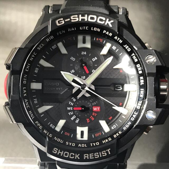 CASIO(カシオ)のCASIO G-SHOCK  Gショック GW-A1000-1AJF メンズの時計(腕時計(デジタル))の商品写真