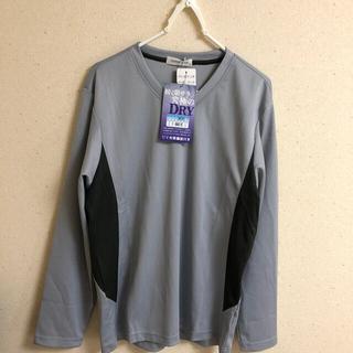 シマムラ(しまむら)のトレーニングシャツ 速乾性 タグ付き未使用 Mサイズ(シャツ)