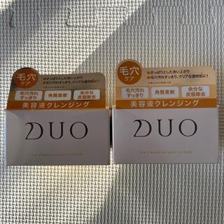 DUO  デュオ ザ クレンジングバーム クリア  90g