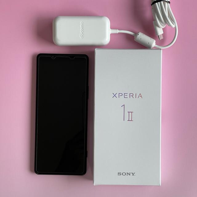 SONY(ソニー)のSONY Xperia1IISIMフリー 256GB スマホ/家電/カメラのスマートフォン/携帯電話(スマートフォン本体)の商品写真