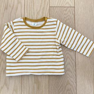 アカチャンホンポ(アカチャンホンポ)の赤ちゃん本舗 ロングTシャツ 90cm(Tシャツ/カットソー)