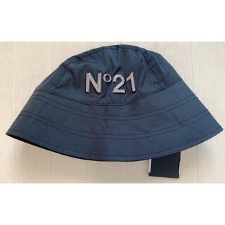N°21 - 【新作】ヌメロヴェントゥーノ バケットハット ブラック 56㎝