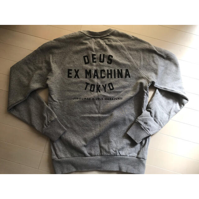 Deus ex Machina(デウスエクスマキナ)のDeus スウェット S メンズのトップス(スウェット)の商品写真