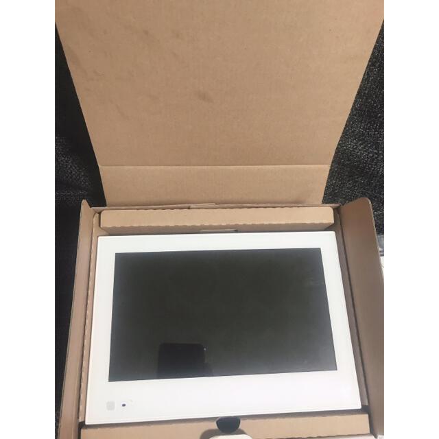 Softbank(ソフトバンク)のソフトバンク ポータブルテレビ202HW 改造済み スマホ/家電/カメラのテレビ/映像機器(テレビ)の商品写真
