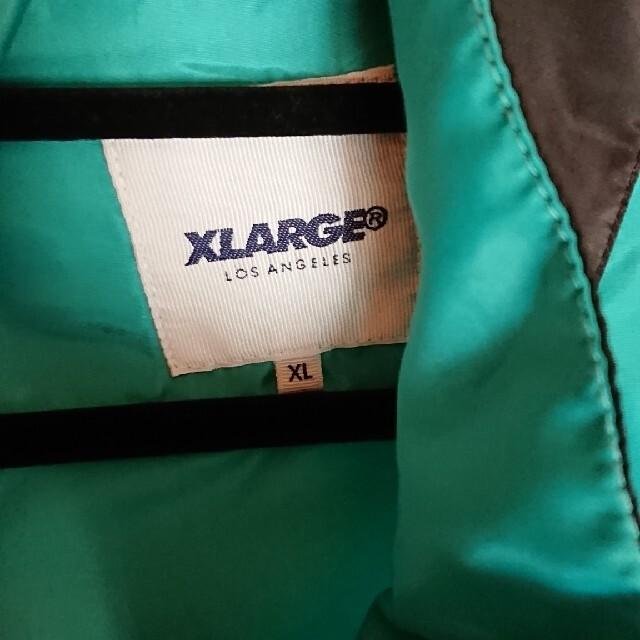 XLARGE(エクストララージ)のエクストララージ ブルゾン XL メンズのジャケット/アウター(ナイロンジャケット)の商品写真