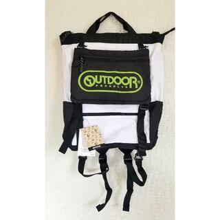 アウトドア(OUTDOOR)の【新品タグ付き&ラッピング袋有】OUTDOOR リュック(バッグパック/リュック)