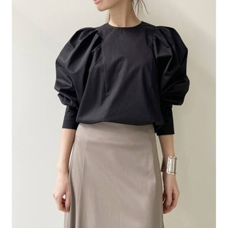 L'Appartement DEUXIEME CLASSE - L'AppartementCol Pierrot◇Gather Blouse