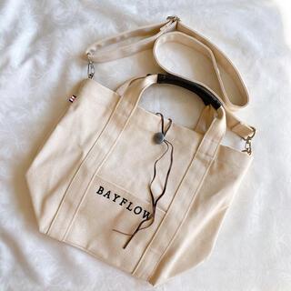 BAYFLOW - BAYFLOW ロゴトート