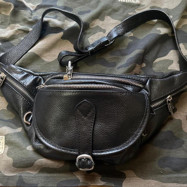 Chrome Hearts(クロムハーツ)のChrom hearts メンズのバッグ(ボディーバッグ)の商品写真