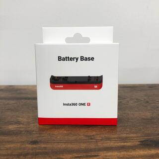 新品未開封 Insta360 ONE R バッテリーベース(コンパクトデジタルカメラ)