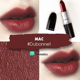 MAC - MAC リップスティック デュボネ 口紅
