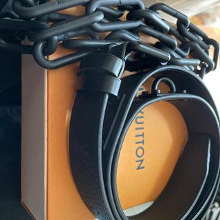 ルイヴィトン(LOUIS VUITTON)のLouis Vuitton ヴァージル サンチュールシグネチャー ベルト(ベルト)