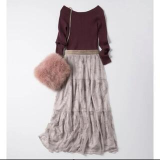 Rirandture - 2020年購入 リランドチュール ドローイング刺繍スカート