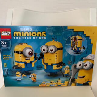 Lego - LEGO 75551ミニオンズ
