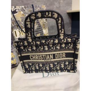 Dior - ディオール DIOR ブックトート ミニバッグ