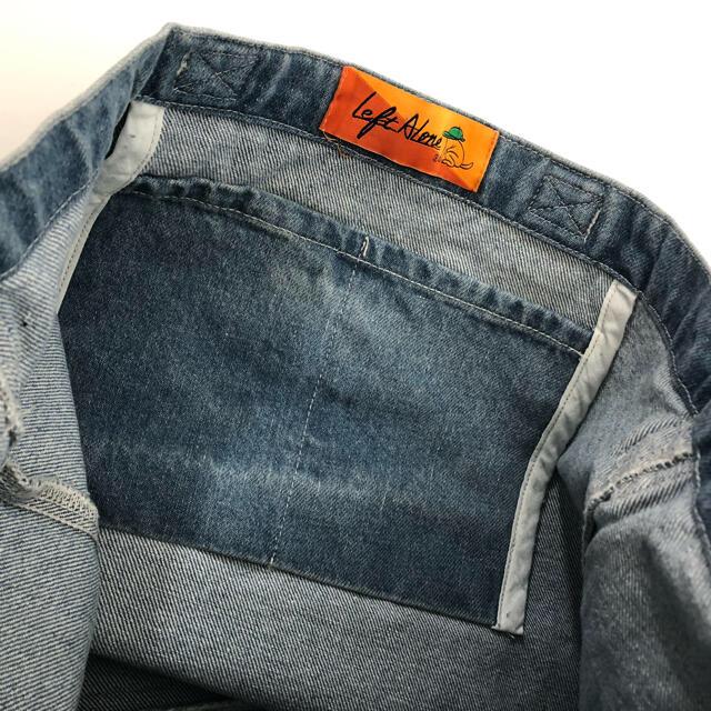 LEFT ALONE レフトアローン 2way トートバッグ メンズのバッグ(トートバッグ)の商品写真