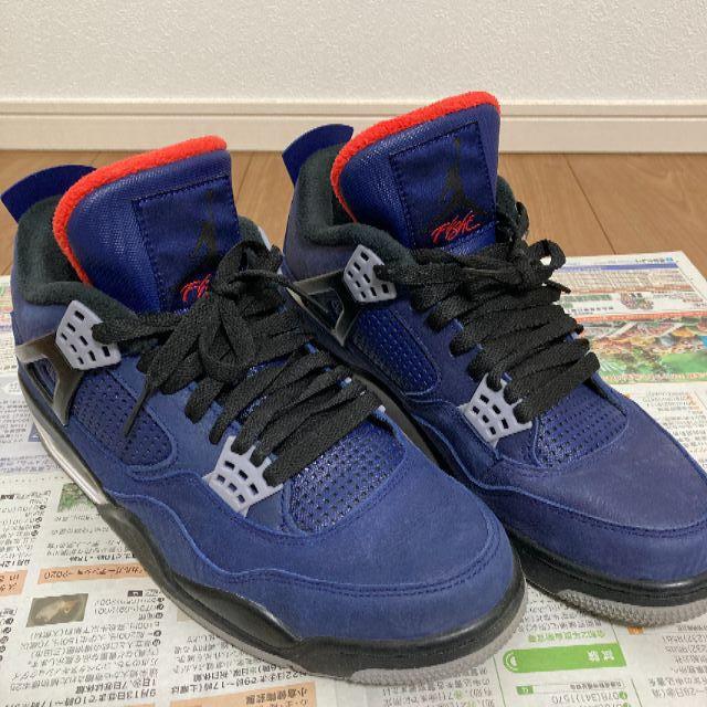 NIKE(ナイキ)のNIKE AIR JORDAN 4 WNTR メンズの靴/シューズ(スニーカー)の商品写真
