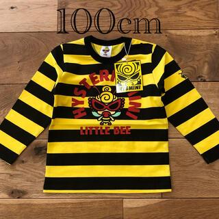 HYSTERIC MINI - ■新品未使用■ヒステリックミニ ロンT Tシャツ 薄トレーナー 100cm