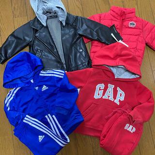 アディダス(adidas)の子供服 男の子 80〜90 まとめ売り(Tシャツ/カットソー)