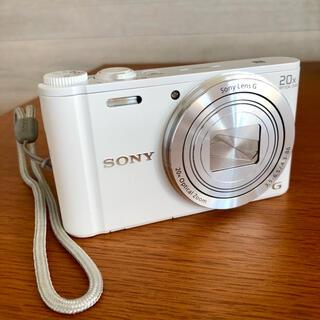 SONY - 【値下げ】SONY Cyber−Shot WX DSC-WX350(W)