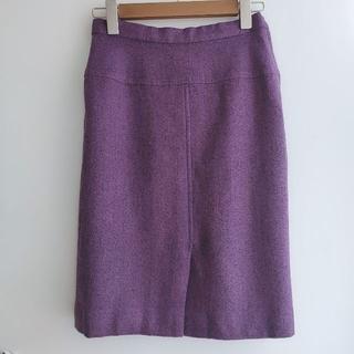 Christian Dior - Christian Dior  PRET-A-PORTER スカート 紫