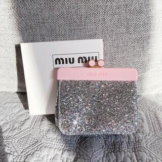 miumiu - Miumiu 香水 ノベルティ ポーチ 新品