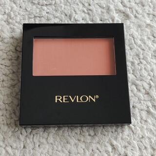 REVLON - レブロン マット パウダー ブラッシュ 106 オレンジスエード