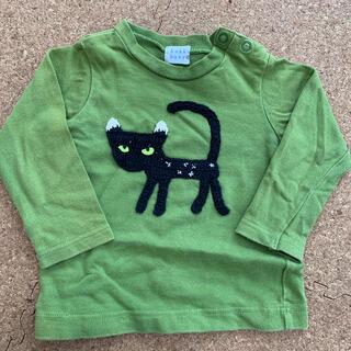 ハッカベビー(hakka baby)のハッカキッズ  ロンT 90(Tシャツ/カットソー)