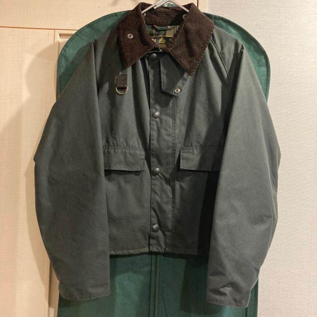 Barbour(バーブァー)のbarbour spey メンズのジャケット/アウター(ブルゾン)の商品写真