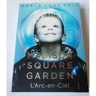 WORLD TOUR 2012 LIVE at MADISON SQUARE G