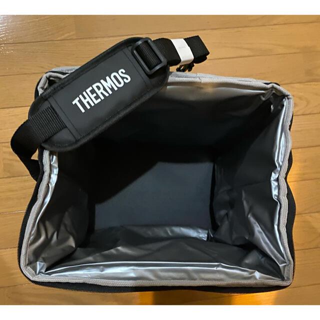 THERMOS(サーモス)の新品 サーモス ソフトクーラー 15L ソロキャンプ  部活 ピクニック スポーツ/アウトドアのアウトドア(登山用品)の商品写真