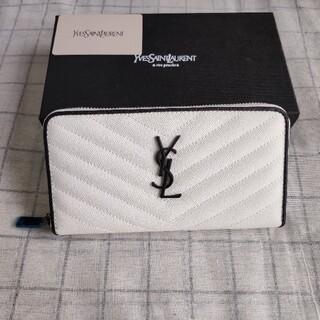 イヴサンローランボーテ(Yves Saint Laurent Beaute)の人気品美品 Y❤SL 長財布 送料無料(コインケース)