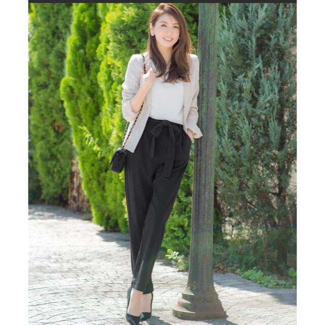 値下げ♡新品タグ付きGIRL パンツ、ジャケット、ブラウス3点セット⑅︎◡̈︎* レディースのフォーマル/ドレス(スーツ)の商品写真
