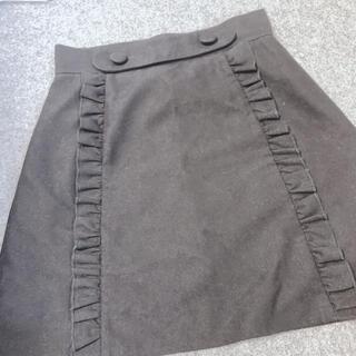 evelyn - evelyn ウール生地 量産型 タイト スカート