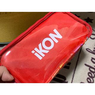iKON - ポーチ