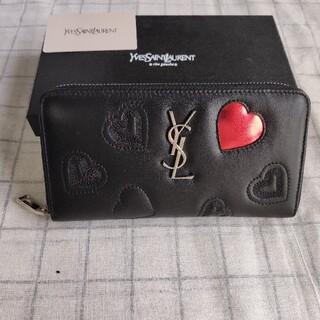 イヴサンローランボーテ(Yves Saint Laurent Beaute)の人気品美品 Y❤SL 長財布 送料無料 (コインケース)