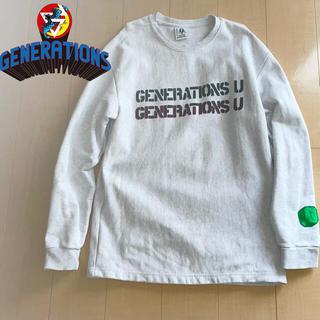 GENERATIONS - GENERATIONS GUESS トレーナー