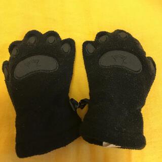 モンベル(mont bell)の手袋 モンベル アニマル 熊(手袋)
