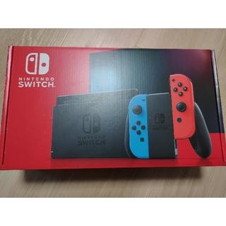 Nintendo Switch - ニンテンドースイッチ ネオン 新品 即日発送 店舗印なし