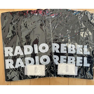 Ron Herman - 新品未開封 tangtang ain't RADIO&REBEL 黒L