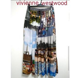 Vivienne Westwood - viviennewestwood バタシープリント スカート ギャザースカート