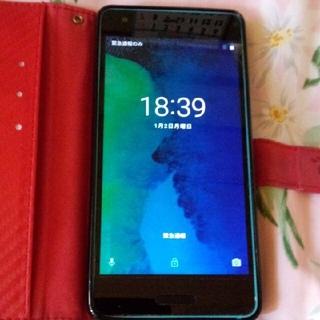 キョウセラ(京セラ)の美品 ワイモバイル Android ワン X 3(スマートフォン本体)